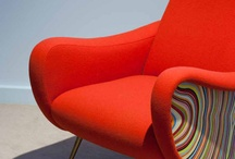 Cool Chairs / All are stylish & some are comfy too! / by Lisa Kaye
