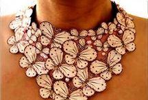 Fun / vintage jewelry  / by Nikki LovesToQuilt