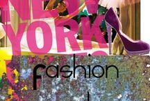 fashion week  / by Miranda Cornelius