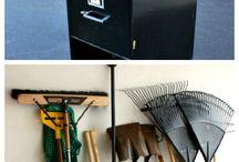 Garage / by Denise Toensing Emstad