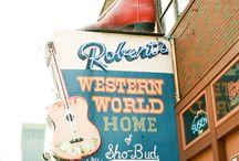 Nashville / by Cathryn Fallis