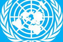 ವಿಶ್ವಸಂಸ್ಥೆಯ / Learn about WORLD GOVERNMENT outside of apartheid / by Michael Morse Belle Cabrera