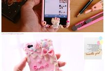 phone case / by Nuray Duman
