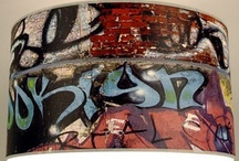 My Newly found Obsession With Grafitti / by Lori Kendall