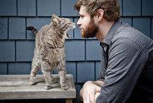 Feline and Furry / by Brett Iannello