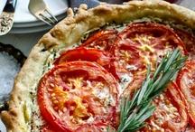 Baking||Savory Pies / Pies, empanadas, quiches, tarts... / by The Tasty Word (Tess)