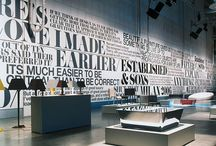 Emporiums / Places devoted to retail/commerce and all forms of elegant exchange. / by Craig Brimm