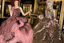 Halloween Wedding Gowns / Inspirations and Ideas for Halloween Wedding Gowns / by Avail & Company / Avail Couture