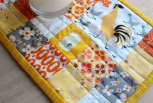 quilt inspiration  / by Jacqueline Samples