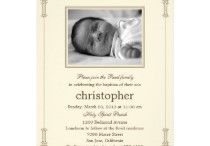 Messiah Christening / by Trecy Loves