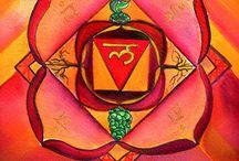 Chakras/Energy Work/Meditation / by Ellen W