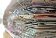 Journals/Handmade Books / by Lois Alter Mark