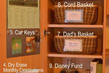 Organization Station!! / by Amy Swenson