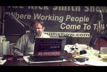 Rick Smith Show Videos / by Rick Smith