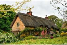 Cottages / by Hope Whiteford
