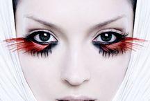 - false eyelashes - / by Julie