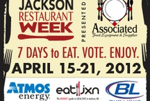 JXN RESTAURANT WEEK / Jackson Restaurant Week is held twice a year in Jackson, MS to support local charities and stimulate the local restaurant economy. In addition, this event is a stage to gain regional and national exposure for our culinary community and to celebrate Jackson, Mississippi's food and restaurant scene by dining for charity. Jackson Restaurant Week is made possible by sponsors and kicks off with a VIP Party prior to each week.  / by Eat Jackson