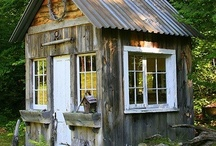 Tiny houses and cabins / by Debra Sherman