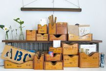 Boxes / by Carmen Aliod