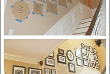 Picture Wall Inspiration  / by Carly Setter