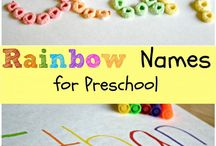 Name recognition / by Evelyn Roe Isch