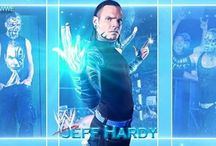 Jeff hardy / by Danny Bowers