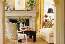 Great Living Room Ideas / by Sharon Mihalsky