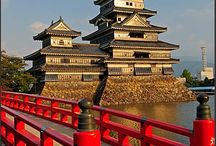 China, Japan, Nepal, Korea / by Carolina de Heine