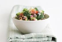 Salad / by Patsy Villasenor