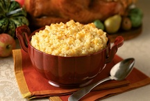 Mashed Potatoes / It isn't quite a holiday feast without some Idaho® mashed potatoes! / by Famous Idaho® Potatoes