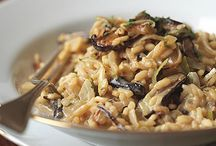 risotto rice / rice made how it should be with an incredible flavor  / by Brittany Shapiro