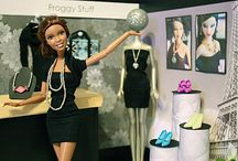 Doll Stuff: Barbie, Monster High, American Girl, LPS / You want how-to's for doll stuff? Well, we've got it! / by Froggy Stuff