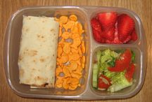 school lunches / by Courtney Tucker (A is for Beautiful)