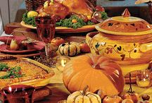 Thanksgiving / Love the Thanksgiving Holidays for wonderful friends, food and all the festive colors!  / by Roseann | Mia Bella Originals