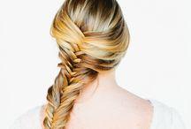 Hair Ideas / by Tanya Trout-Bainbridge