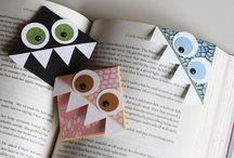 Bookmarks / by Kim Springer