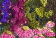 embroidery / by Glynis Field