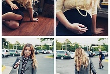 Pregnant Fashion / by Marianne Skutt