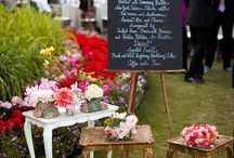 Somewhere over the Rainbow / Wedding Ideas / by Michelle Butler