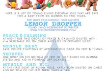 Essiential Oils- Young Living / by Brooke Price