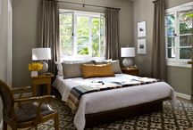 Home-Bedroom Ideas / by Jill Prine-Fisher