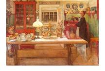 carl larsson / by Stacy Watson