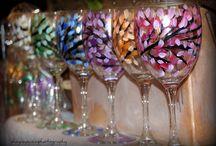Glassware  / by Not 2 Shabbey