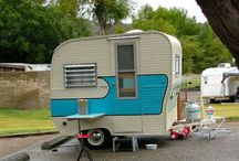 "Camping / Actual Camping ideas and ""If I could"" Fantasy Camping ideas! / by Beth Bouchard"