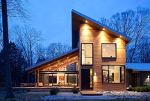 Awesome architecture / by Kelly Pummell