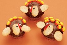 thanksgiving / by Paula Biggs for Frog Prince Paperie