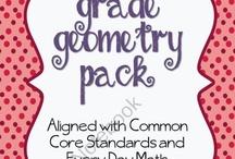 Second Grade Math / by Lori Hannigan