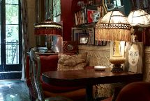 Eclectic Interiors / I need like 20 houses so I can decorate them each in a different style... / by Melissa Neiss