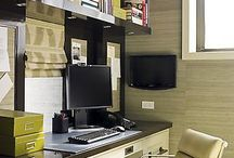 Home office / by Tiffany Simpson