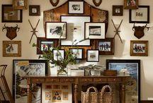 Family room / by Sandra Corsentino